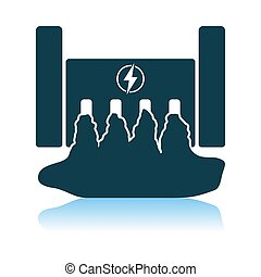 Hydro Power Clip Art And Stock Illustrations 1 621 Hydro