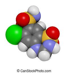 irbesartan and hydrochlorothiazide