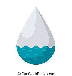 Hydrology Vector Icon