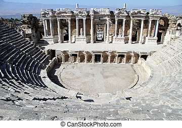 hyerapolis, 劇場