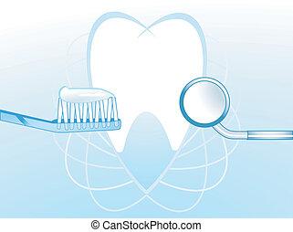 hygiène, dents