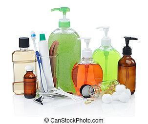 hygiène personnelle, produits