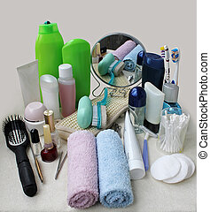 hygiene - All for hygiene of the person and cleanliness