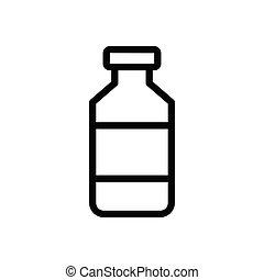 hygiene thin line icon
