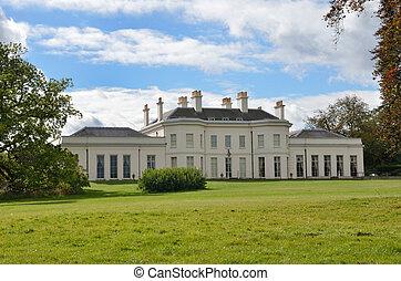 Hylands Park Chelnsford Essex