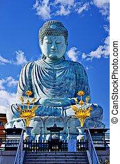 Hyogo Buddha - BIg Buddha of Hyogo in Kobe, Japan.