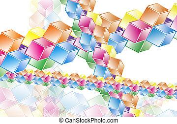 hypercubes - geometrical background - Complex hypercubes -...