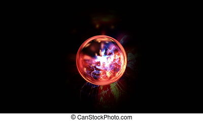 Hyperspace Energy Ball