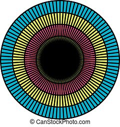 hypnotherapy, ilusão óptica
