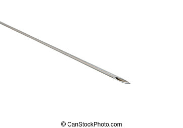 Hypodermic Needle Point