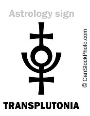 hypothetical, planet), (12th, transplutonia, astrology: