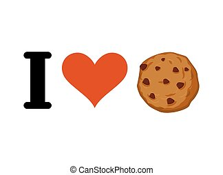 i, 愛, cookies., 心, そして, cookie., 紋章, ∥ために∥, 恋人, の, 甘いもの