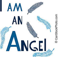 I am an angel.eps