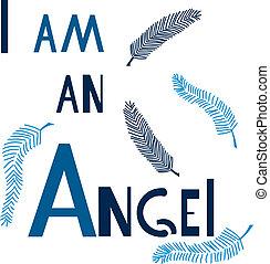 I am an angel.eps