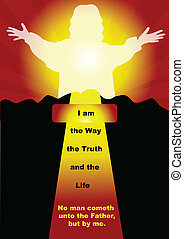 I am the Way - Popular New Testament passage John 14:6