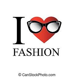 i, amor, moda