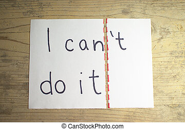 I Can Do It Motivation