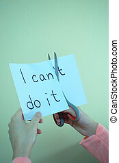 I Can Do It Motivational