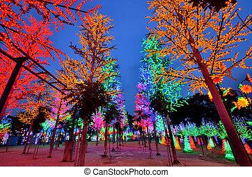 i-city, parc thème
