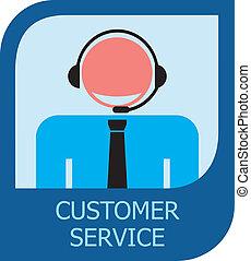 I con Customer service