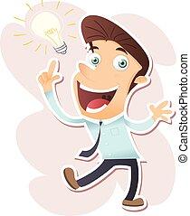 I get an idea!!