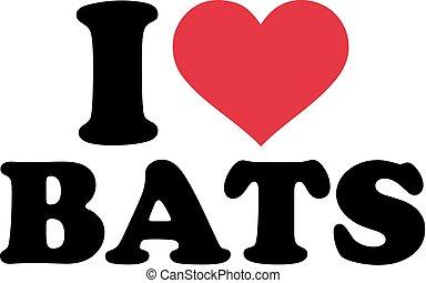 I heart Bats