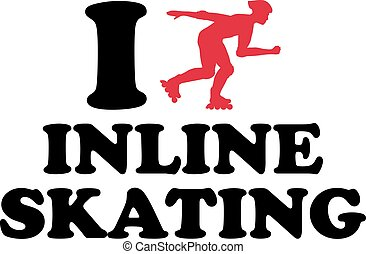 I heart Inline Skating