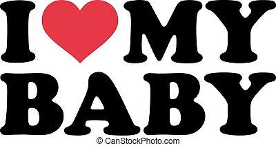 I heart my baby