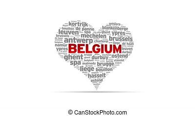 I Love Belgium