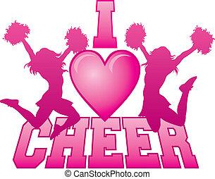 I Love Cheer