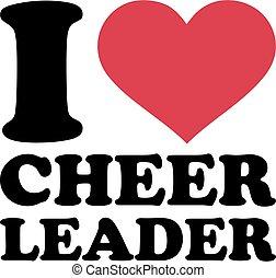 I love cheerleader