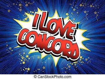 I Love Concord