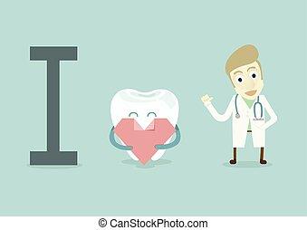I love dentist - i love dentist