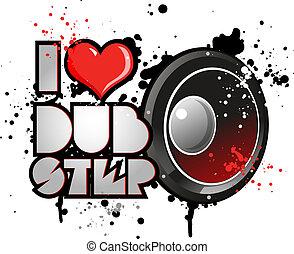 i love dubstep music