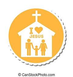 i love jesus design