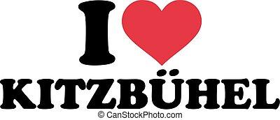 I love Kitzbühel