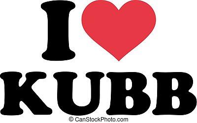 I love kubb