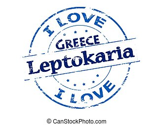 I love Leptokaria Greece