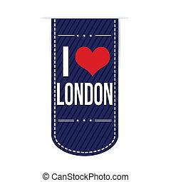I love London banner design