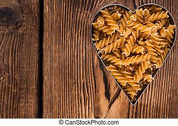 I Love Pasta (Wholemeal Fussili)