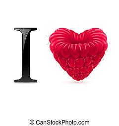 I love raspberry