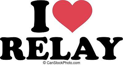 I love Relay