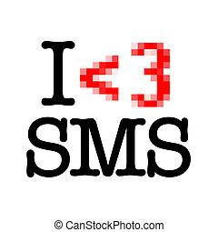 I Love SMS