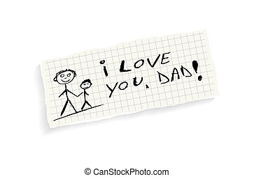 I love you dad images and stock photos 1 135 i love you - I love you daddy download ...