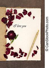 I Love You Letter