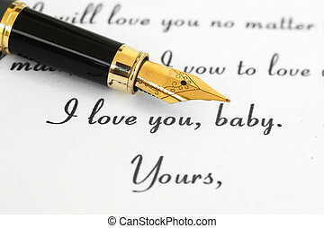 i love you baby no matter what