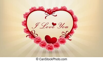 i love you - valentines day special
