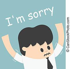 i sorry boss