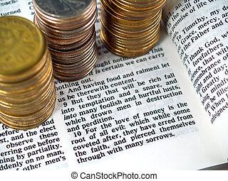 I Timothy 6:10 1 Love of Money