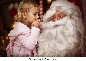 I was good this year Santa